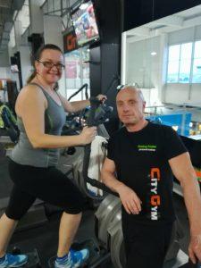 osobný fitness tréner Prešov, chudnutie