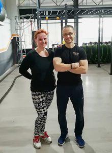 osobný tréner Prešov, chudnutie