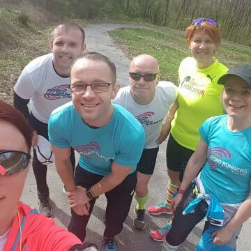 bežecký tréning 3MRsport Prešov