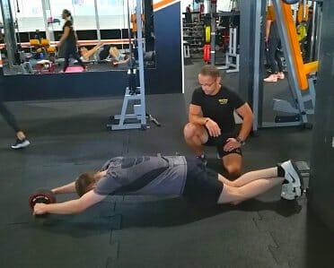 Cvičenie s 3MRsport Prešov, Kondičný osobný tréner