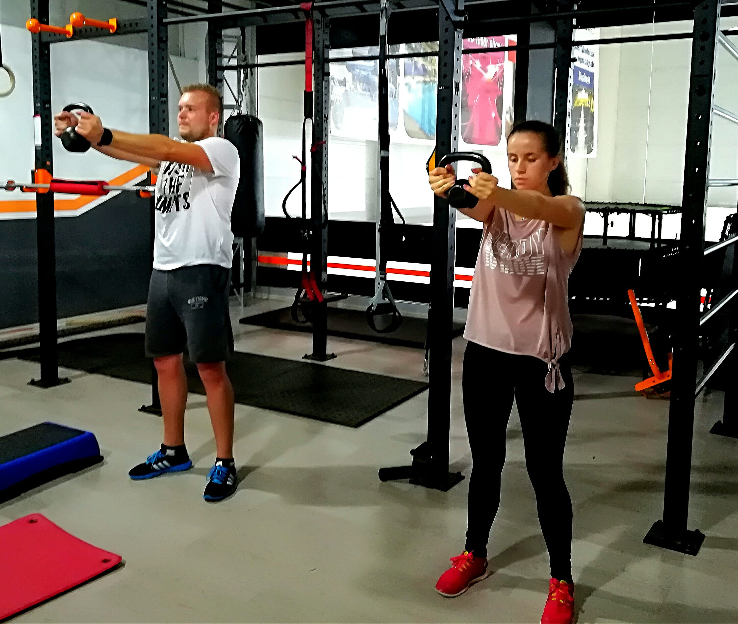 cvičenie s 3MRsport Prešov, Osobný fitness tréner
