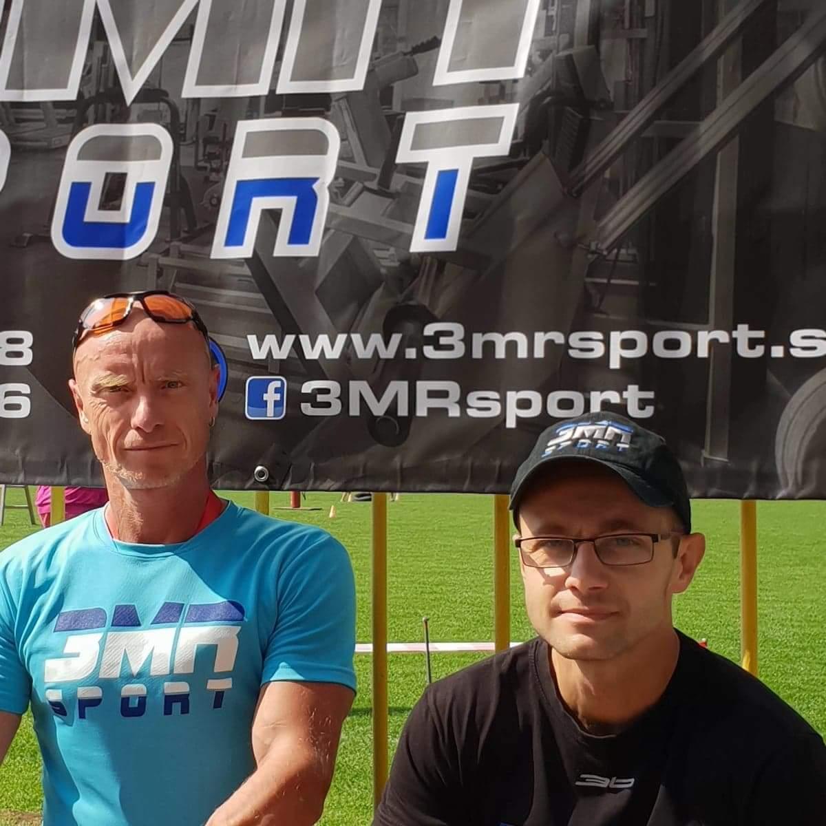 Osobní fitness tréneri 3MRsport Prešov