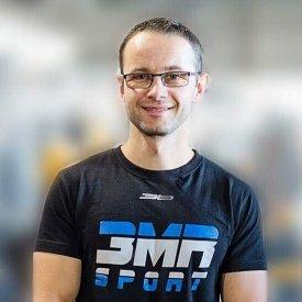 Osobný fitness tréner 3MRsport Prešov