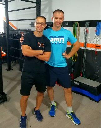 Osobný fitness tréner 3MRsport prešov, cvičenie
