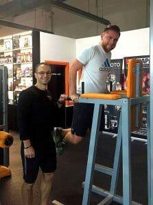 Osobný tréner Prešov, kondičný tréner, fitness, chudnutie