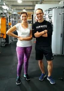 Osobný tréner Prešov, fitness,kondičný tréner, chudnutie