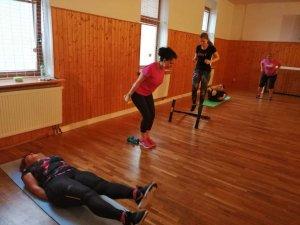 Skupinové cvičenie 3mrsport